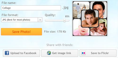 Guardar imagen iPiccy