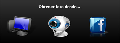 Subir fotos - Photomontager