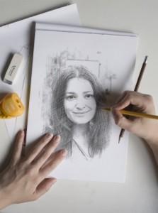 Convierte tu fotografía a un dibujo hecho a lápiz