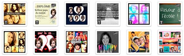 Pixiz: Coloca marcos a tus fotos gratis y en español