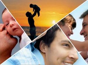 Collage de fotos para el día del padre