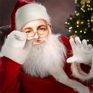 Conviértete en Papa Noel esta navidad