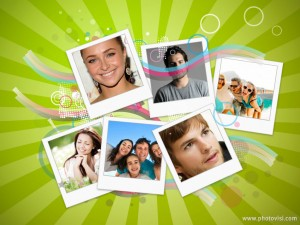 Photovisi: Crea collages gratis con efectos