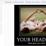Tuxpi: Crea tu cartel de motivación