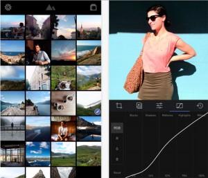 Darkroom: Editor de fotos para iOS