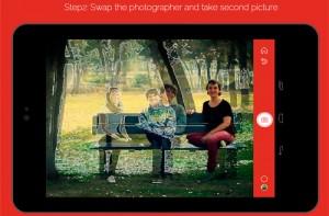 Groopic: Ahora los fotógrafos podrán salir en las fotos grupales