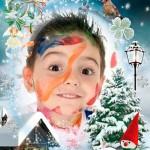 Marcos para fotos de Navidad