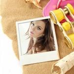 Montaje de foto Polaroid con PicJoke