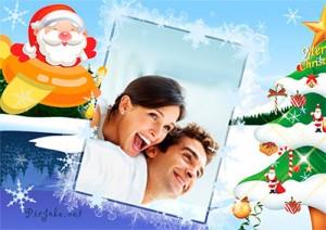 Fotomontaje de Navidad con PicJoke