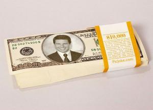PicJoke: Montaje en billetes