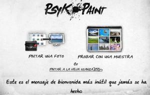 Psykopaint: Crea pinturas a partir de fotos