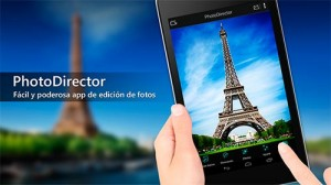PhotoDirector: Editor de fotos para tu teléfono