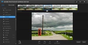 Photoshop Express, editor de fotos simple