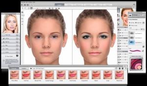 Facefilter: Modifica tu cara en fotos con retoques y maquillaje