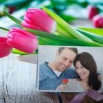 San Valentín: Los mejores efectos, fotomontajes y marcos para fotos