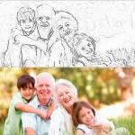 Snapstouch: Convierte tu foto a un dibujo